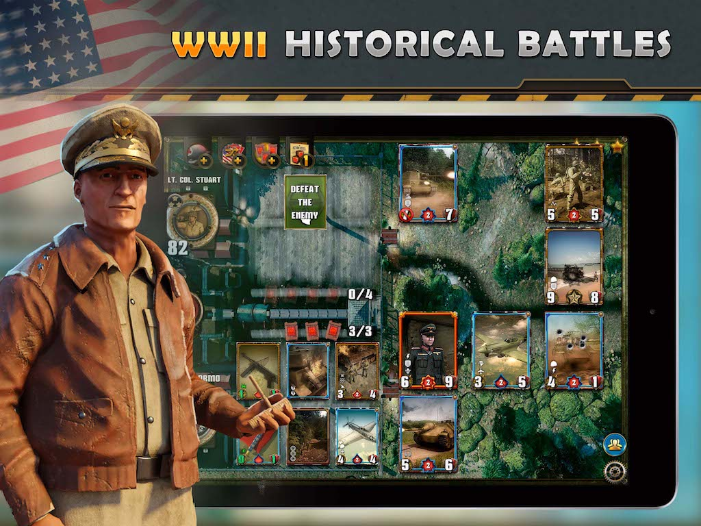 FrozenShard Games | World War II: TCG