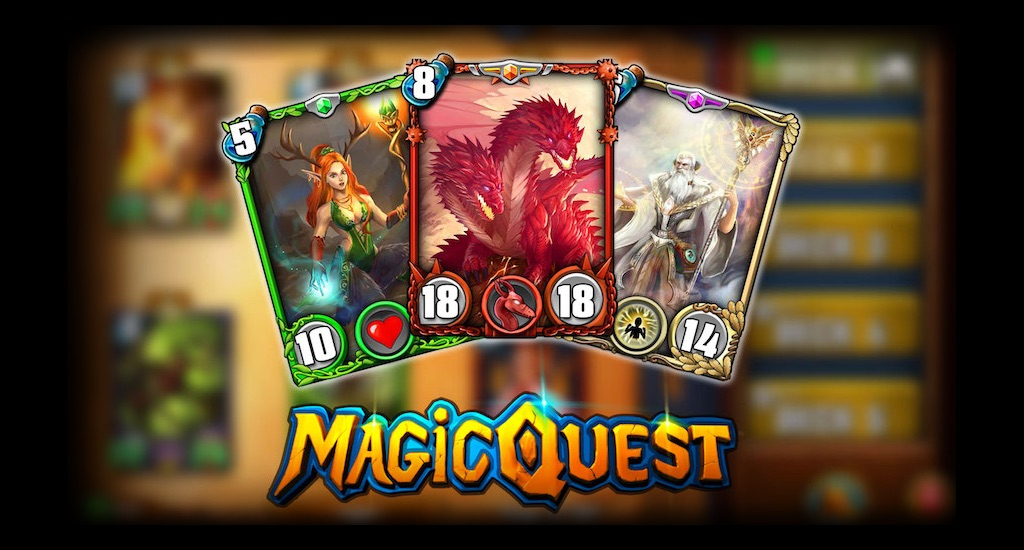 Magic Quest: TCG